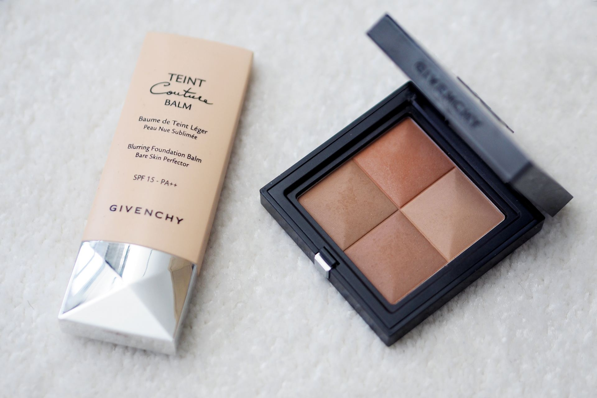 givenchy makeup favourites