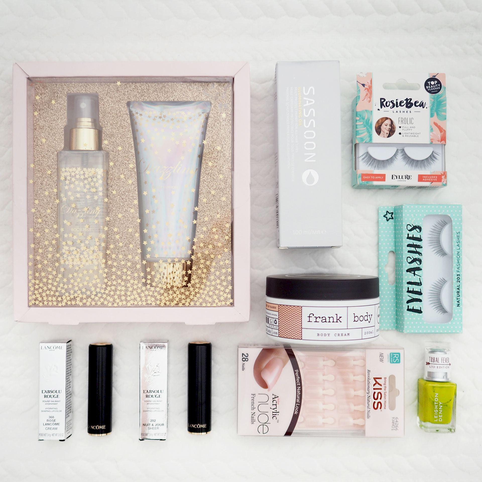 beauty giveaway win