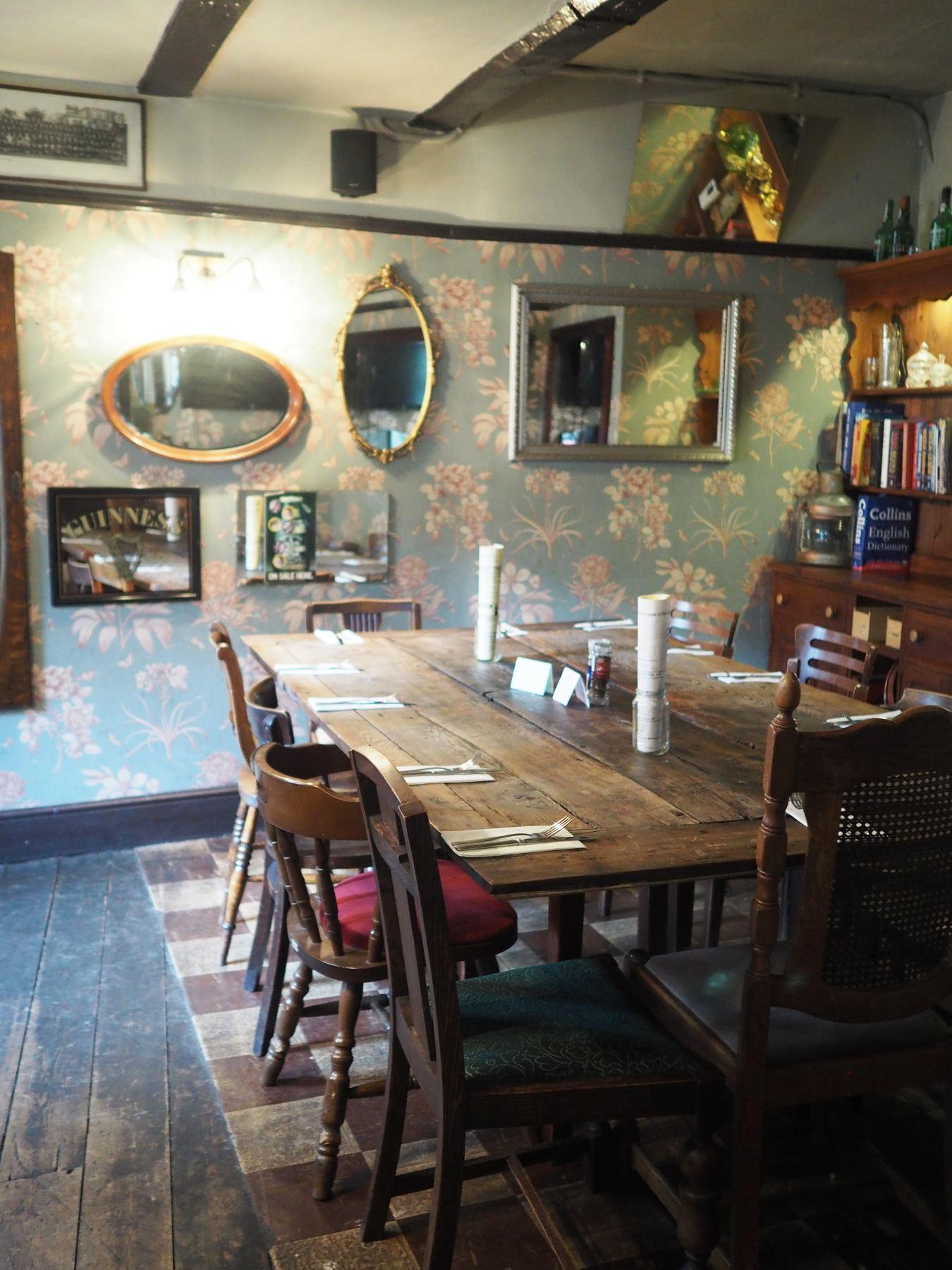 Alma pub harwich