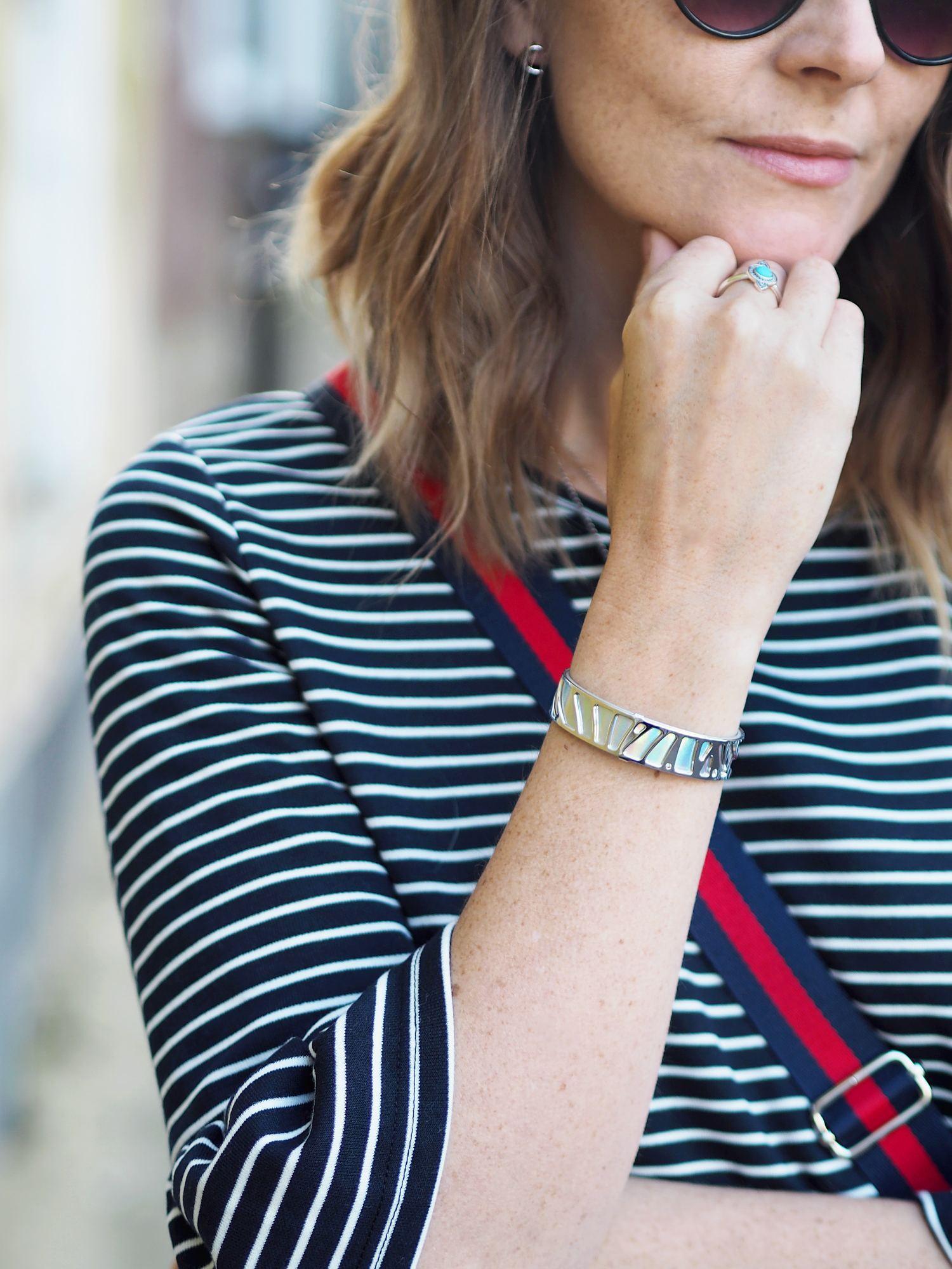 les georgette bracelet changeable inserts