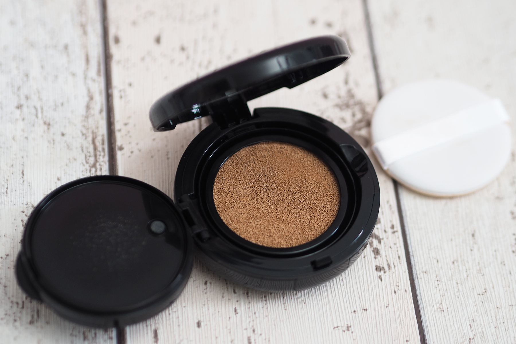tried and tested cushion foundations