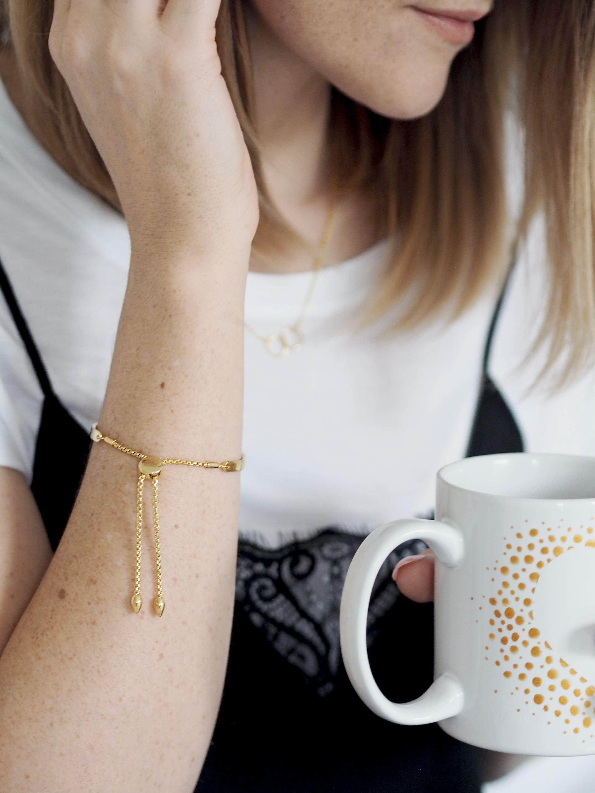 jewellery box gold bracelet