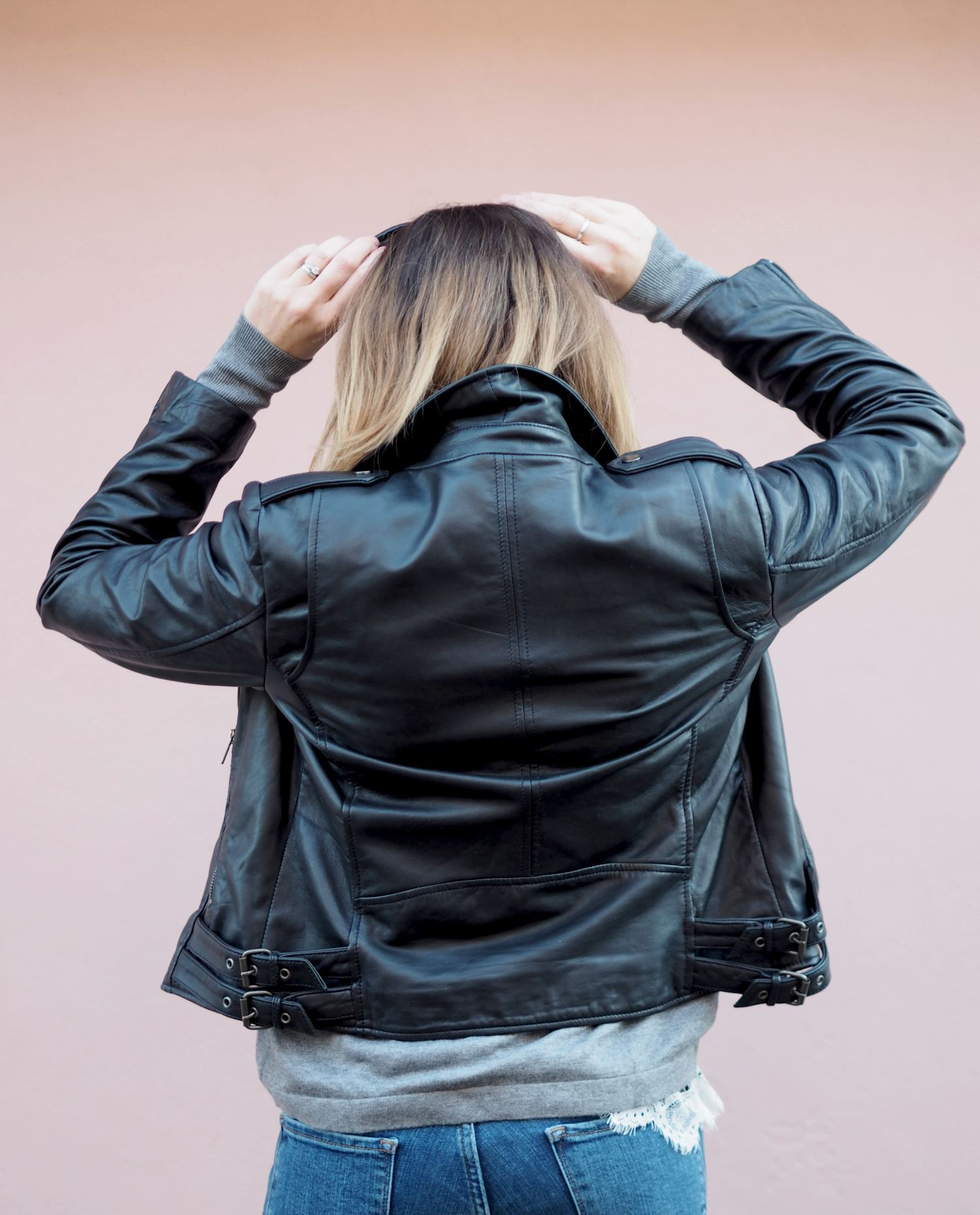 5 reasons to invest in real leather jacket outfit casual with jeans