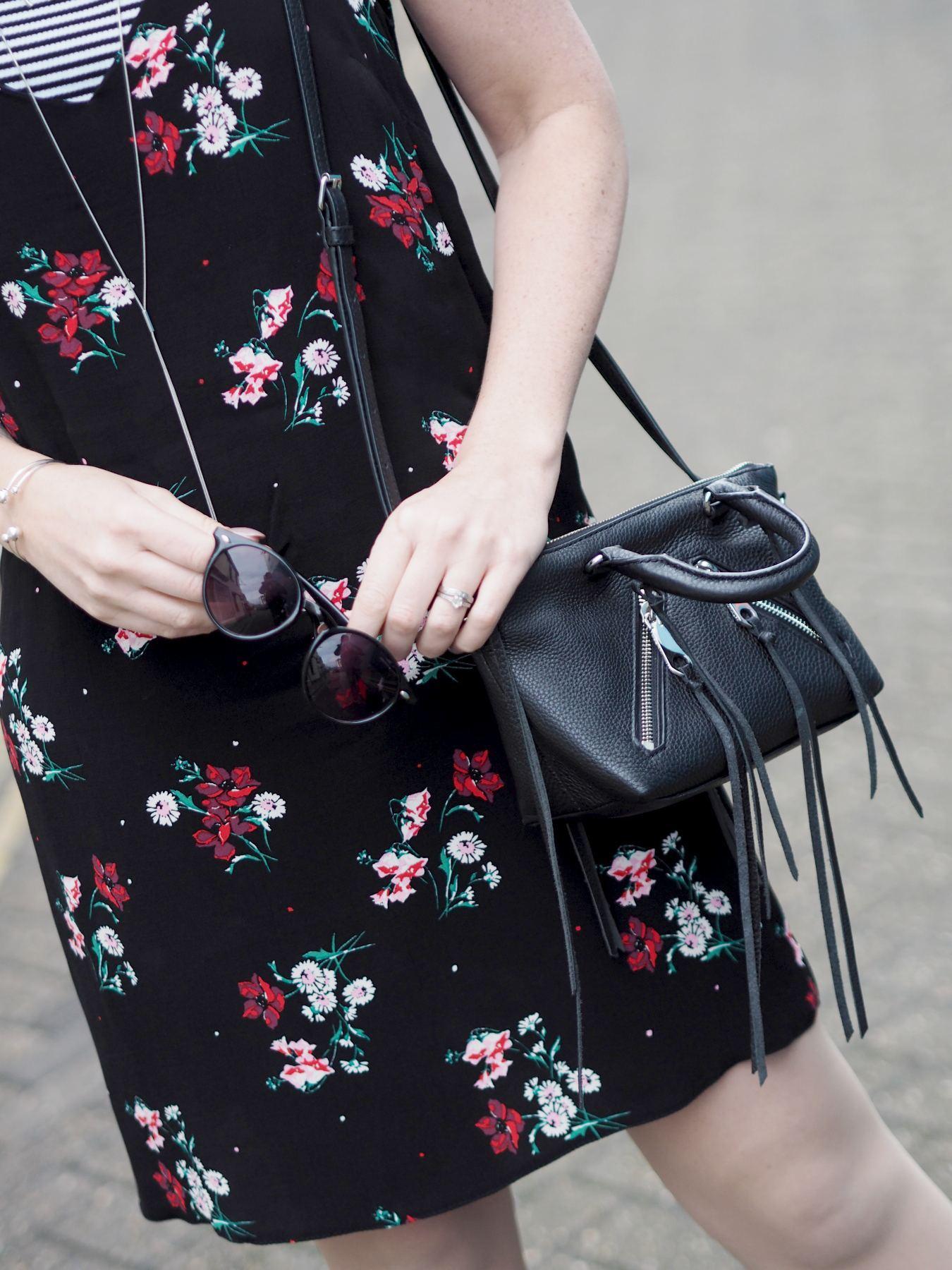 new look cami dress floral