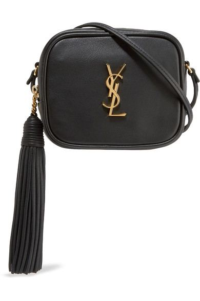 Saint Laurent blogger bag black