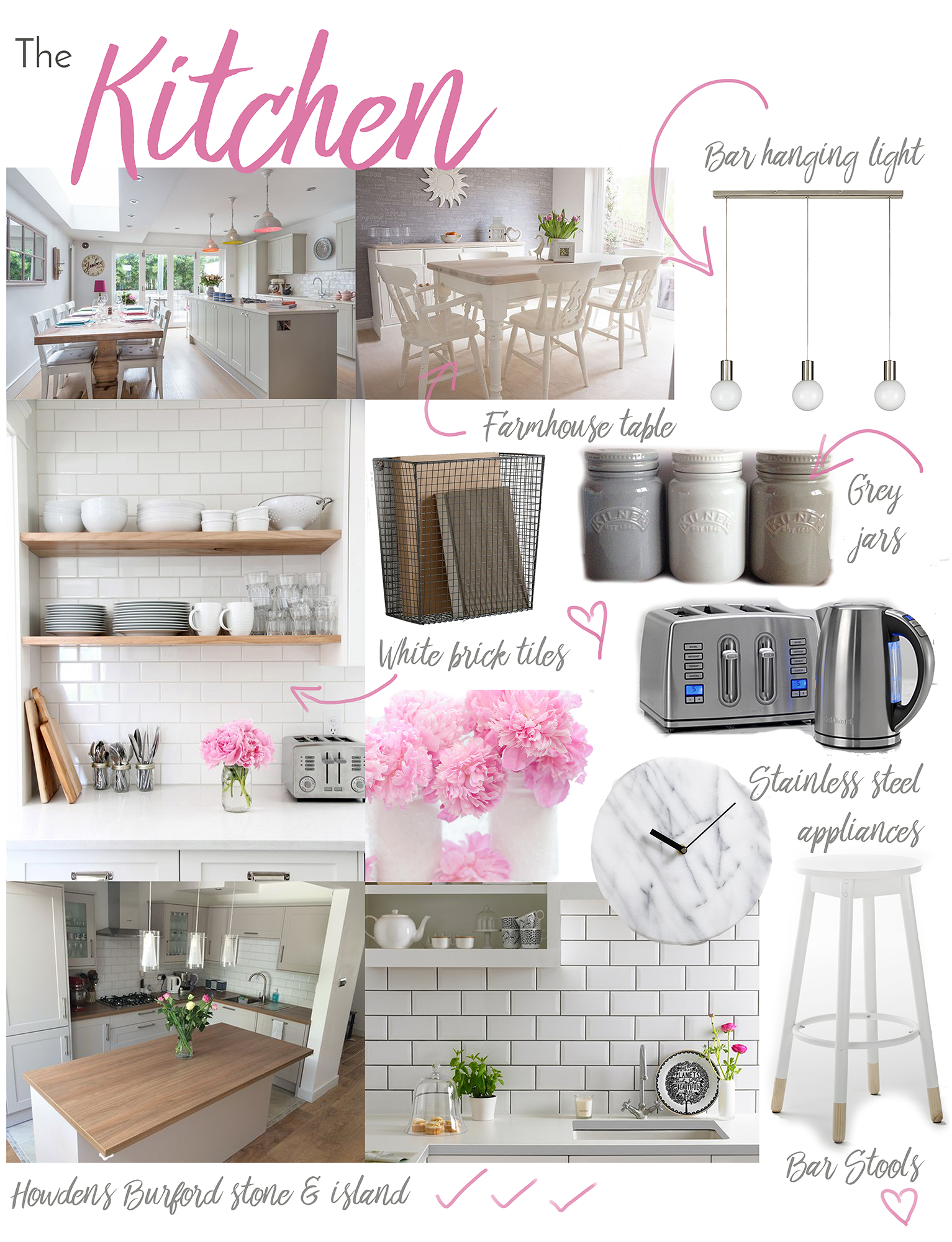 The House Diaries | Kitchen Decor Ideas - Bang on Style