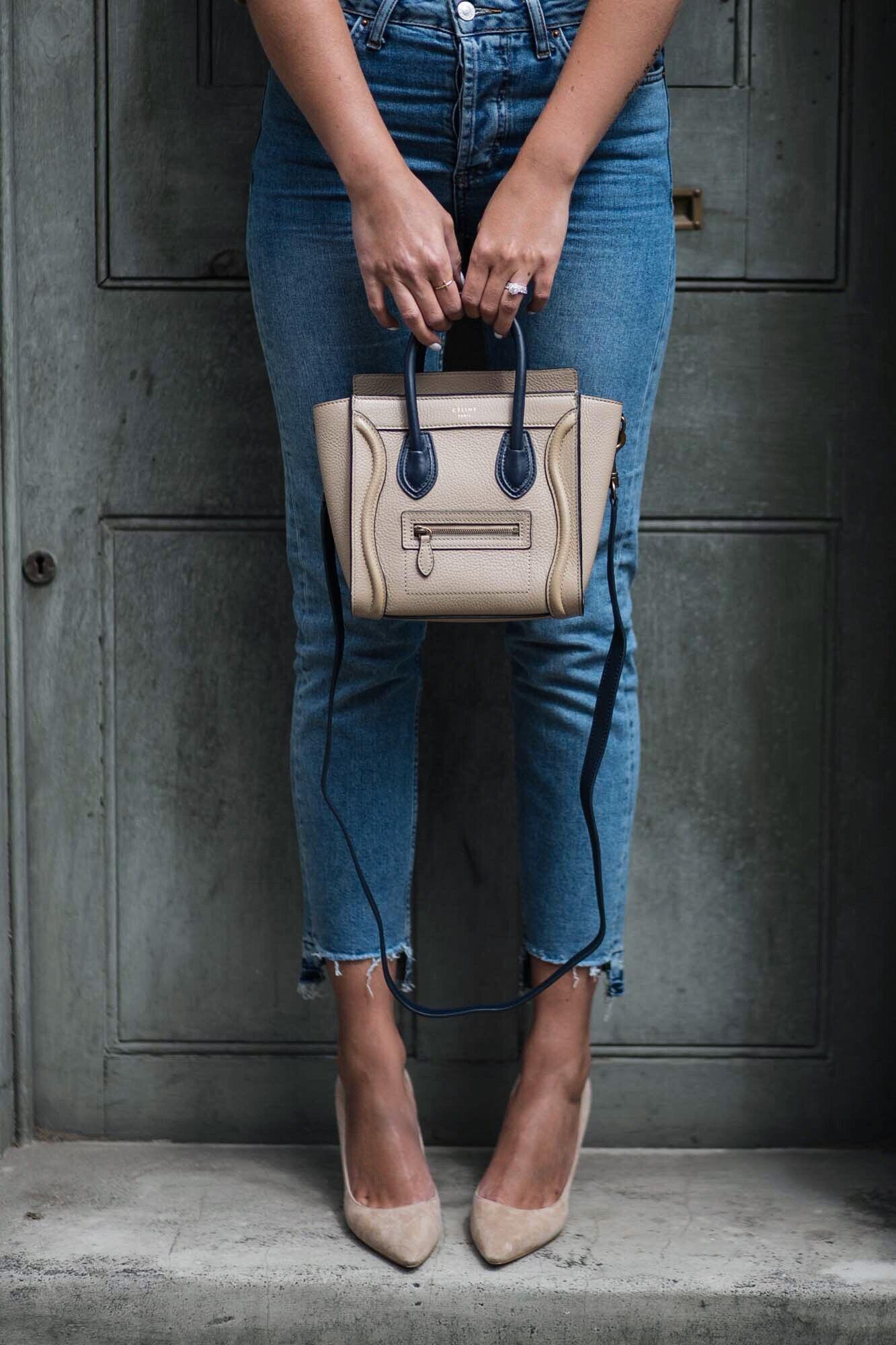 emma hill celine handbag