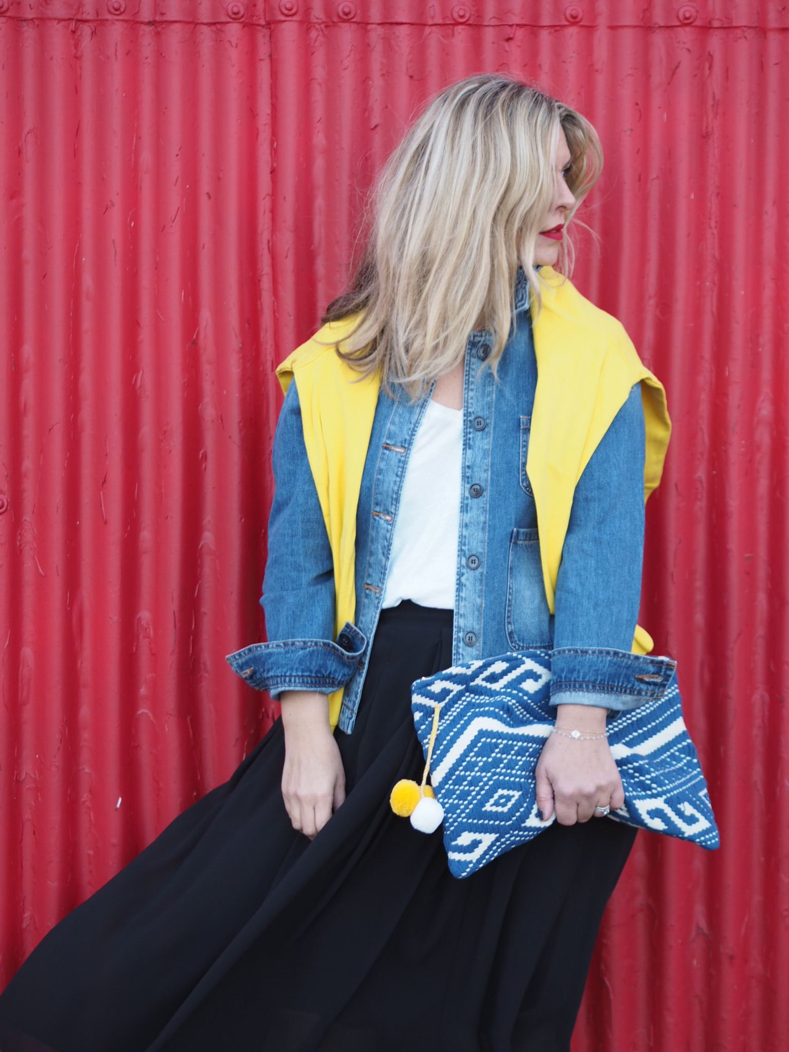 erica davies the edited blogger outfit