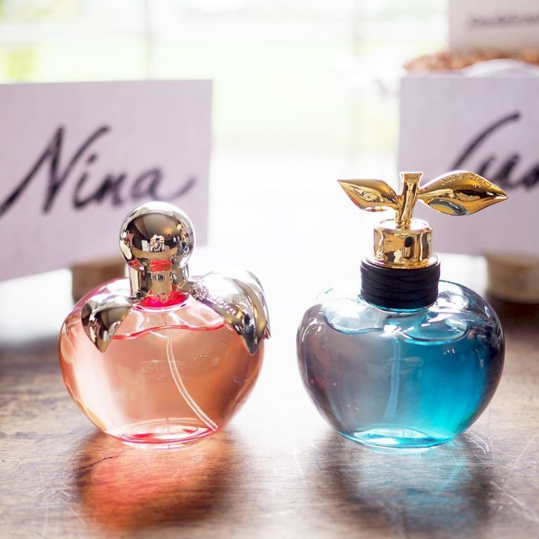 nina ricci fragrances nina and luna