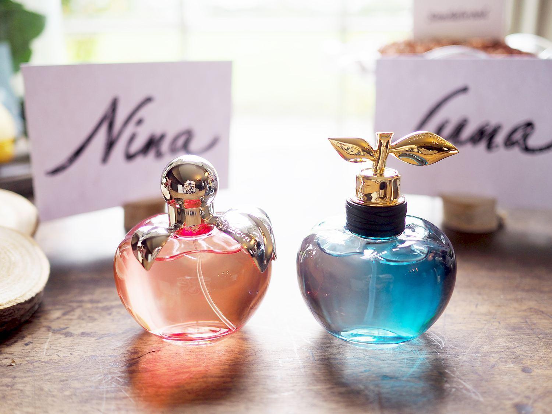 Nina Ricci fragrance Luna