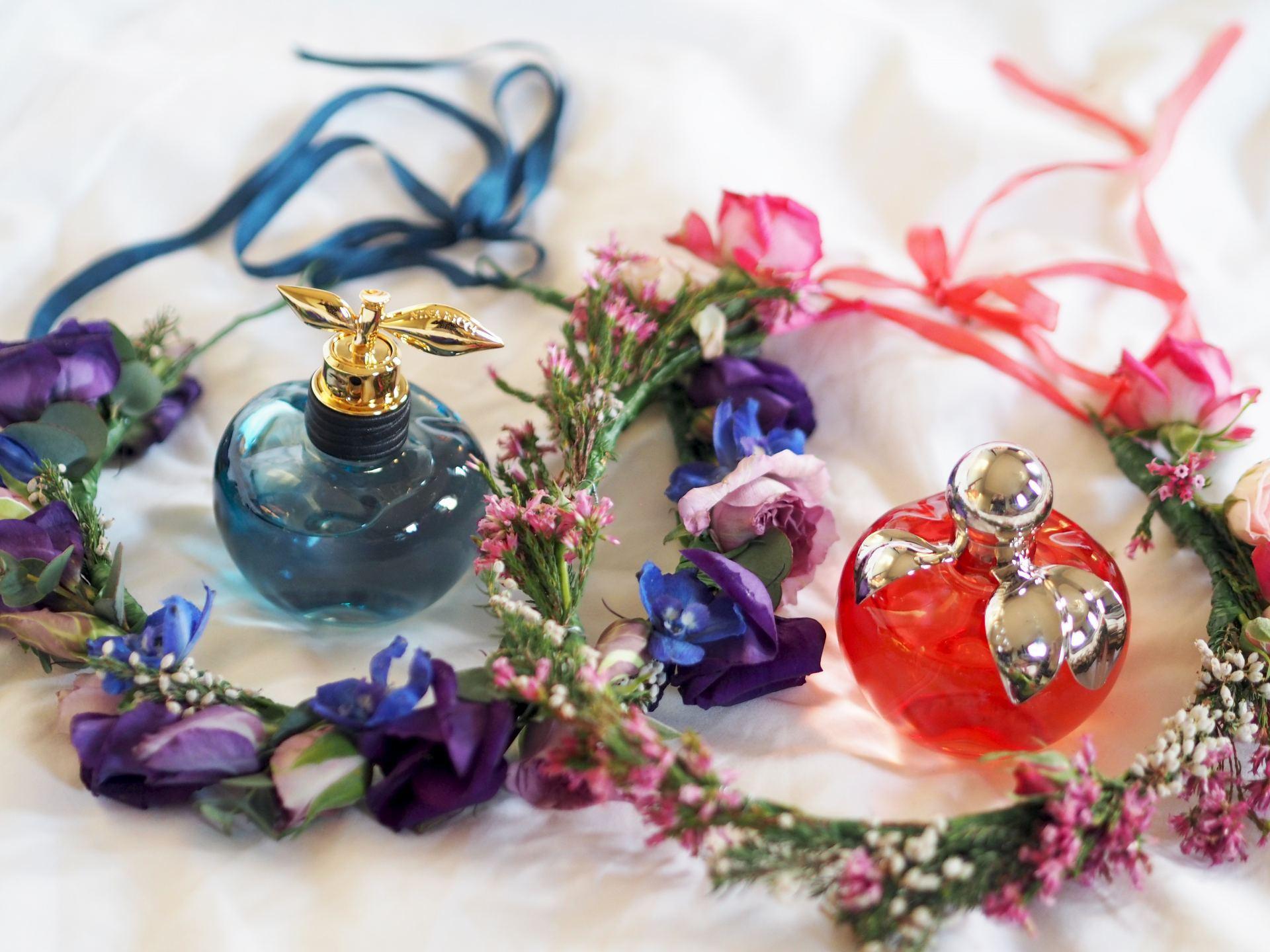nina ricci fragrances nina and luna