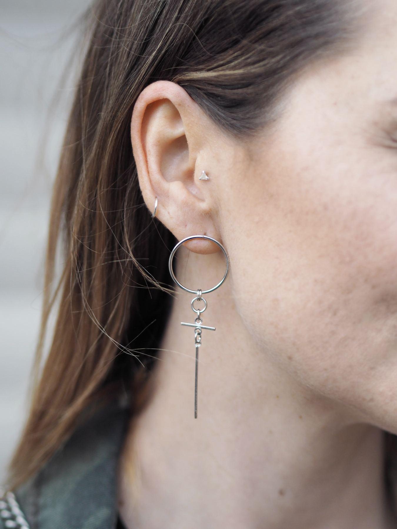 asos drop earrings