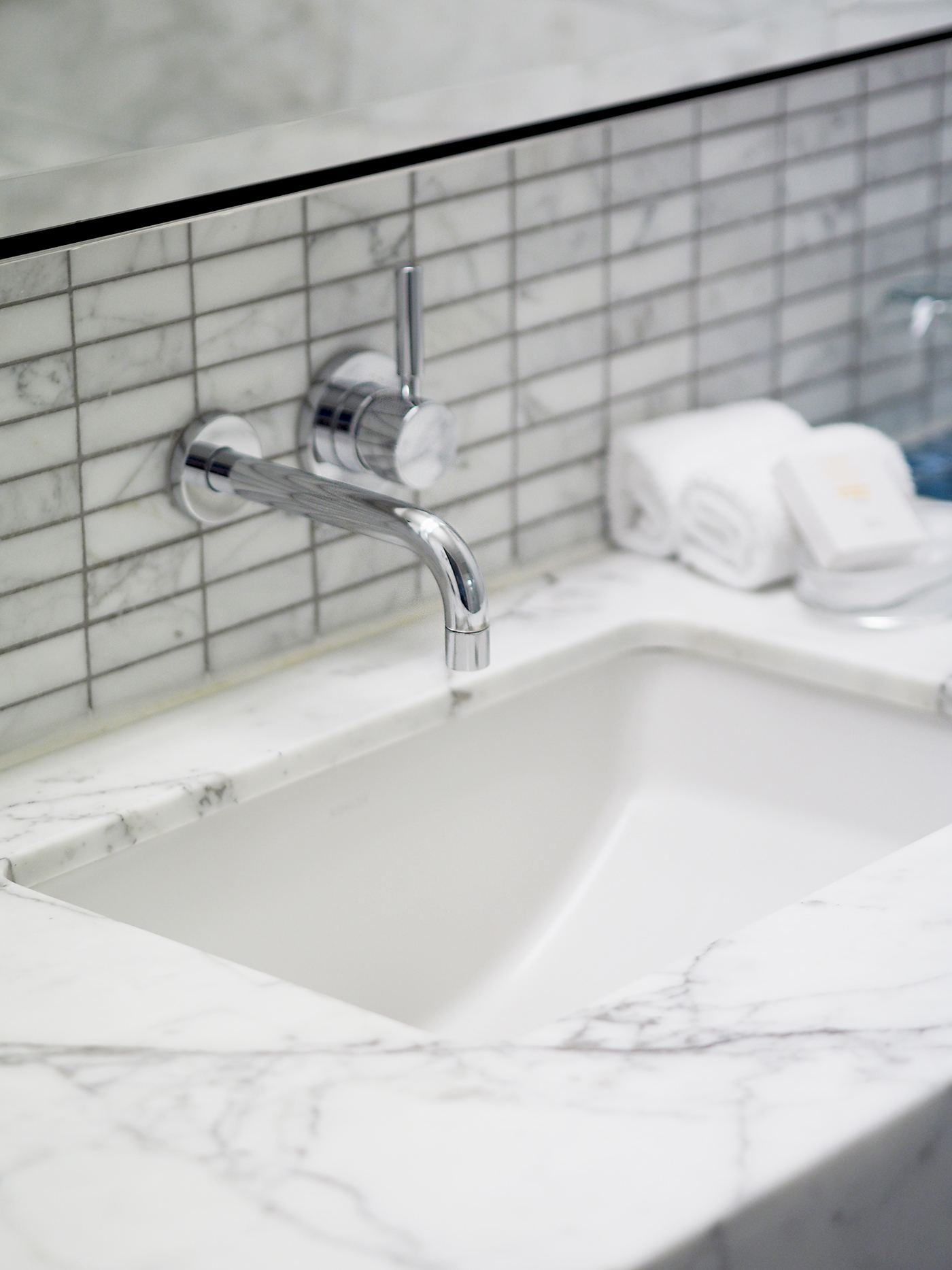 Kimpton Eventi Hotel new york bathroom
