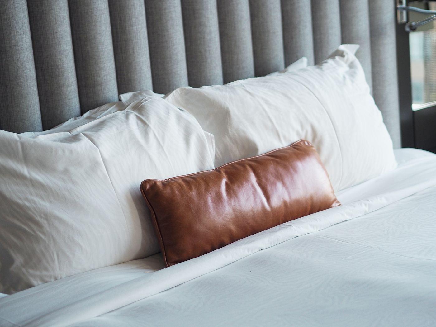 Kimpton Eventi Hotel new york bedroom