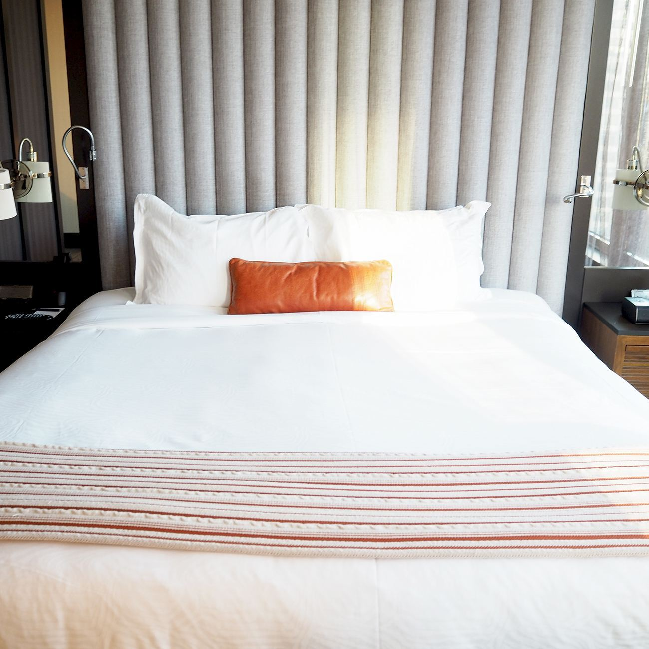 Kimpton Eventi Hotel new york size of rooms review
