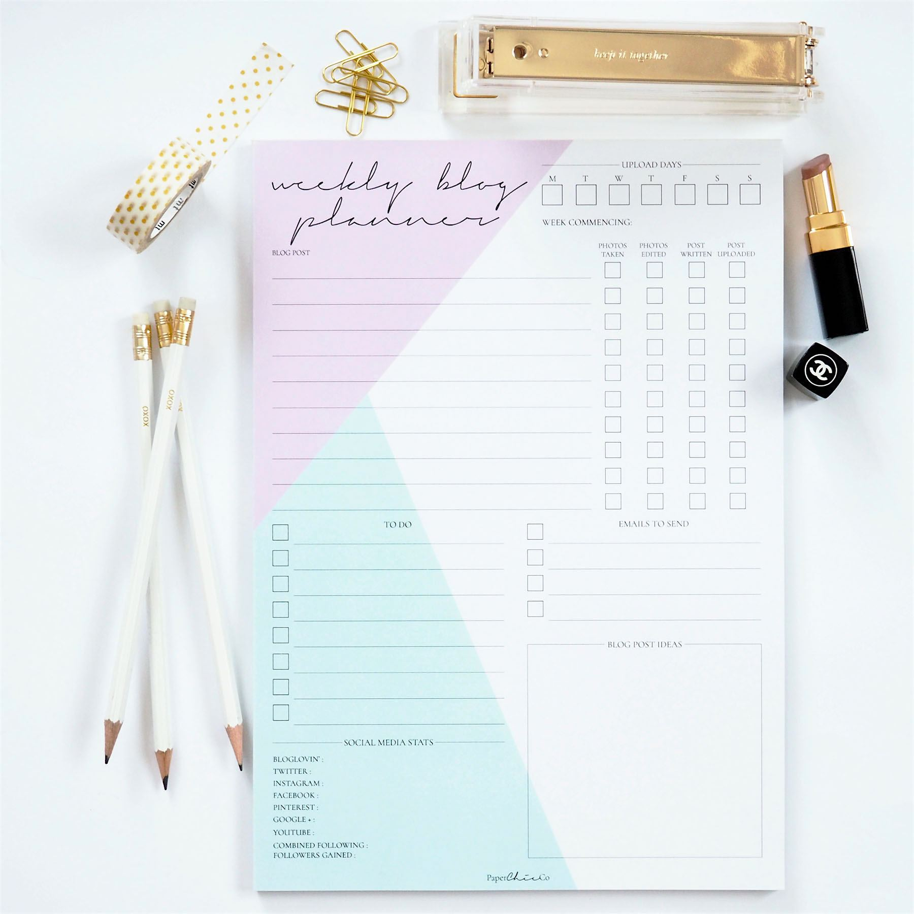 paperchicco stationery shop