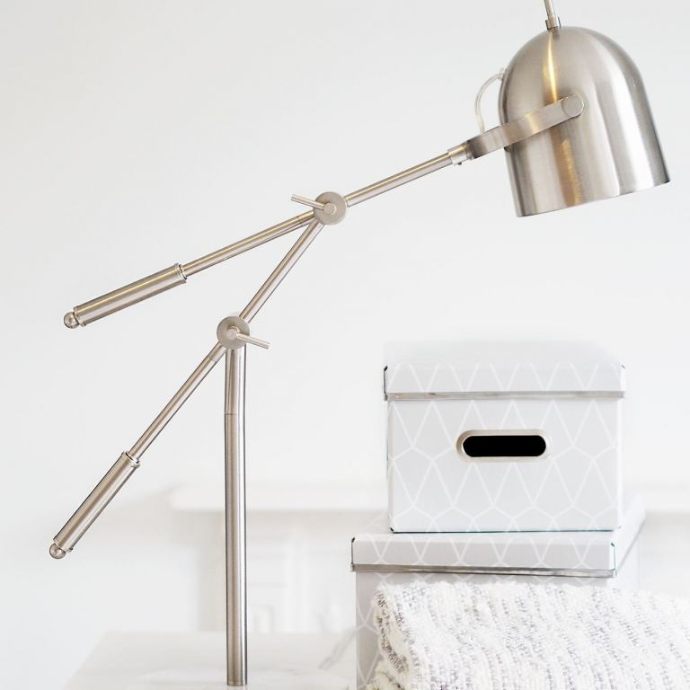 homesense angle poise table lamp