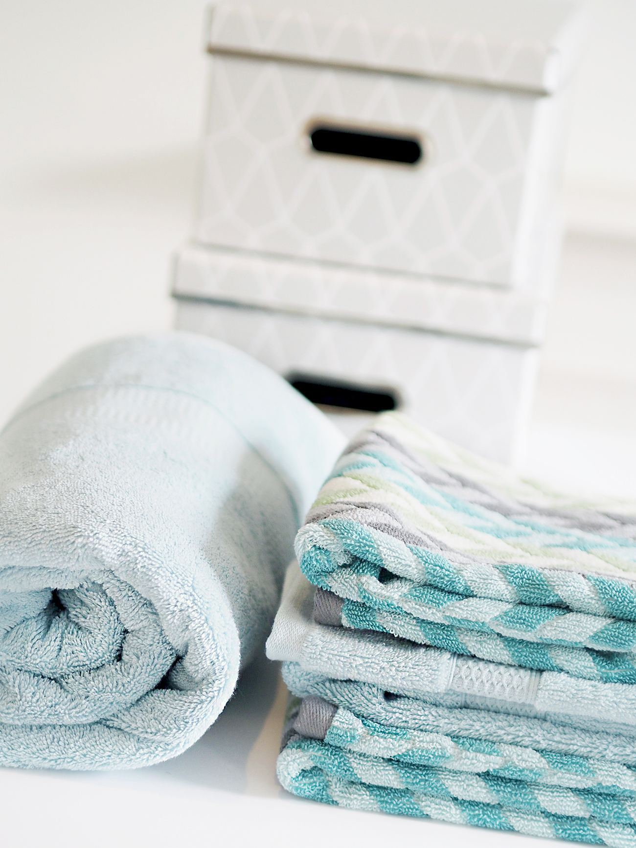 homesense homeware towels and storage
