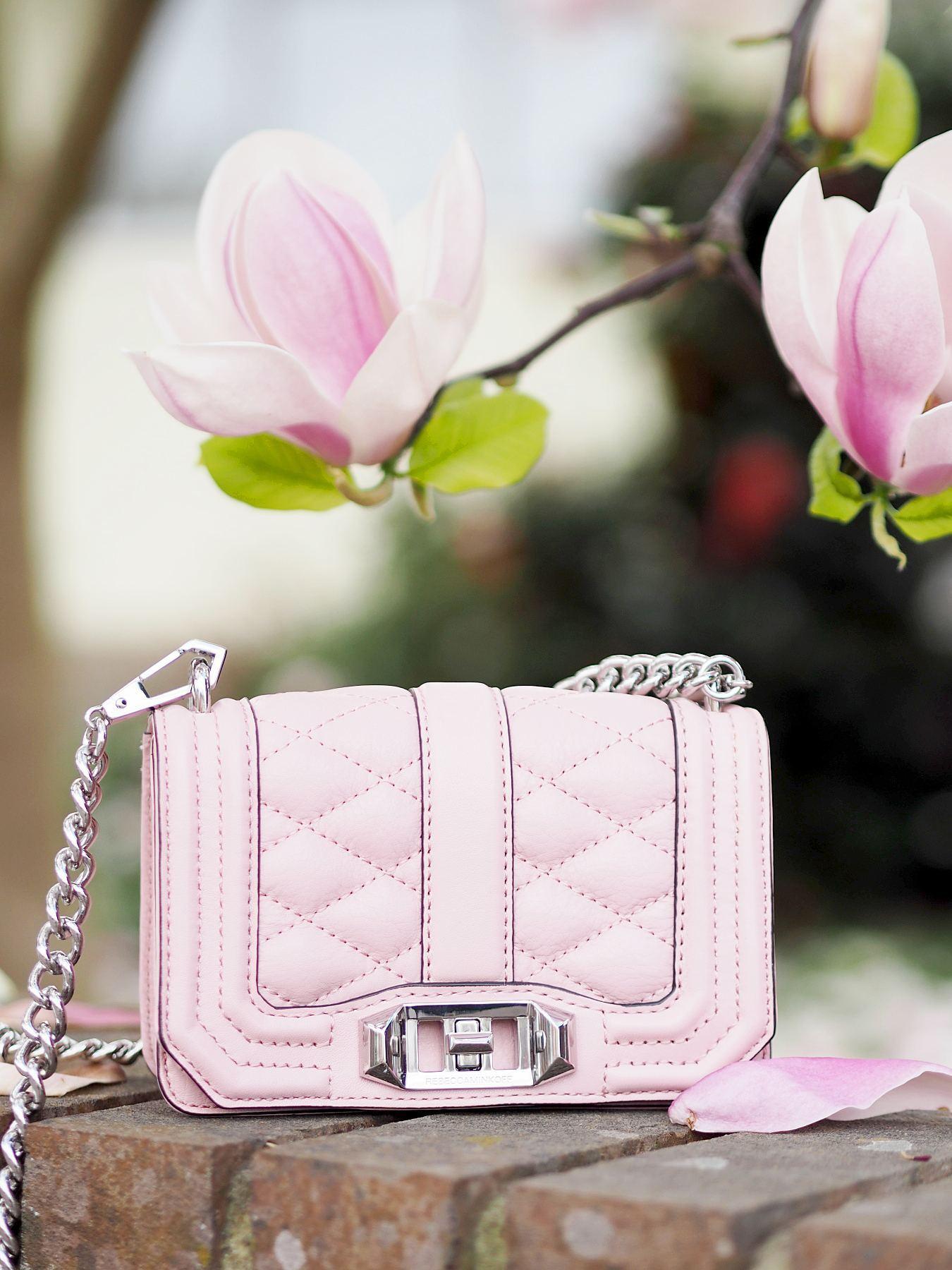rebecca minkoff handbag pink