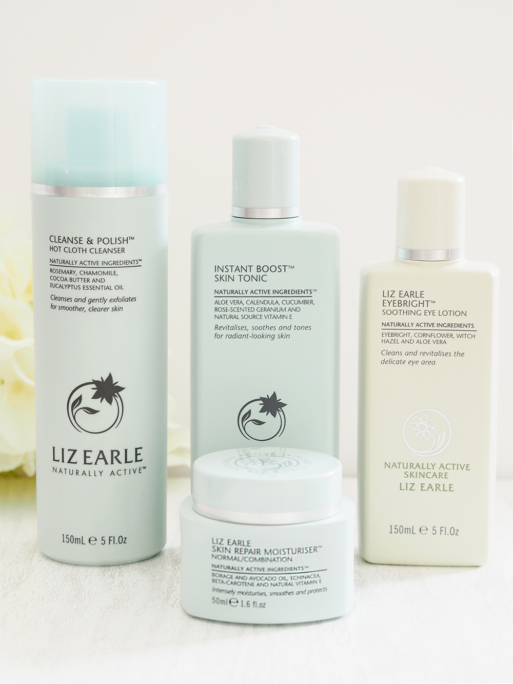 Liz Earle cleanser review