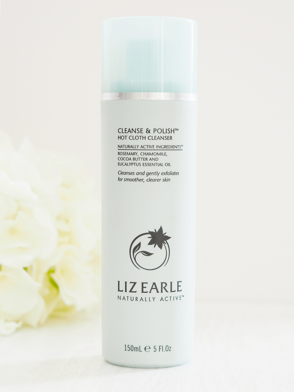 Liz Earle hot cloth cleanser review
