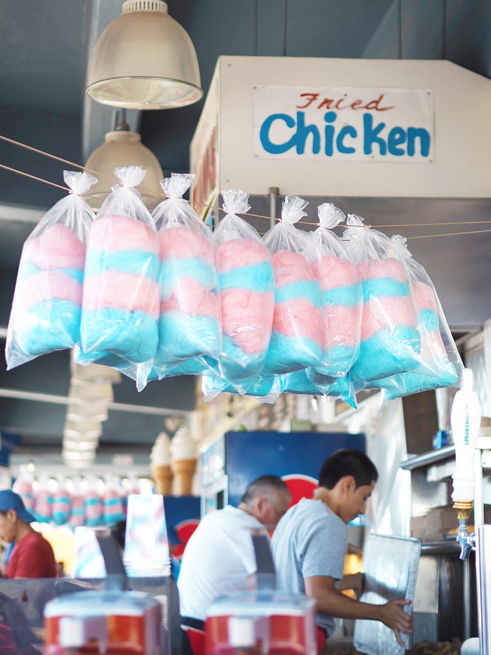 coney island new york beach boardwallk food