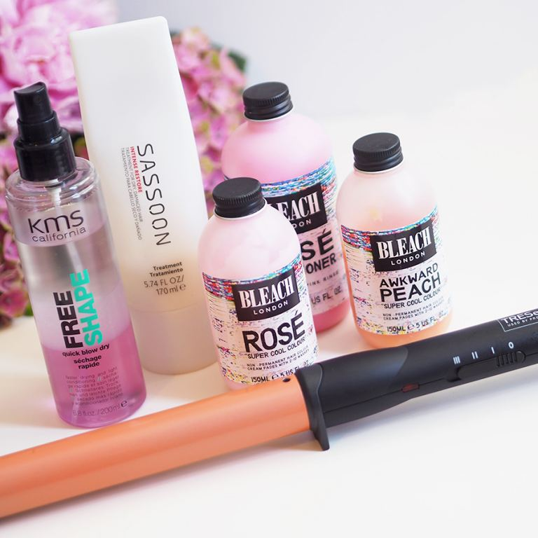 current favourite hair products