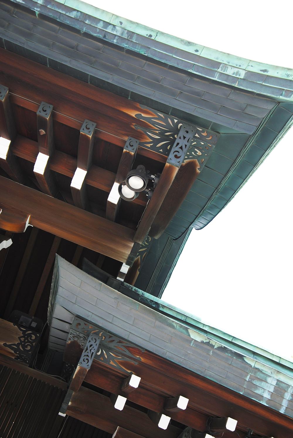 meiji jungu shrine tokyo