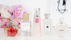 Five scents for summer