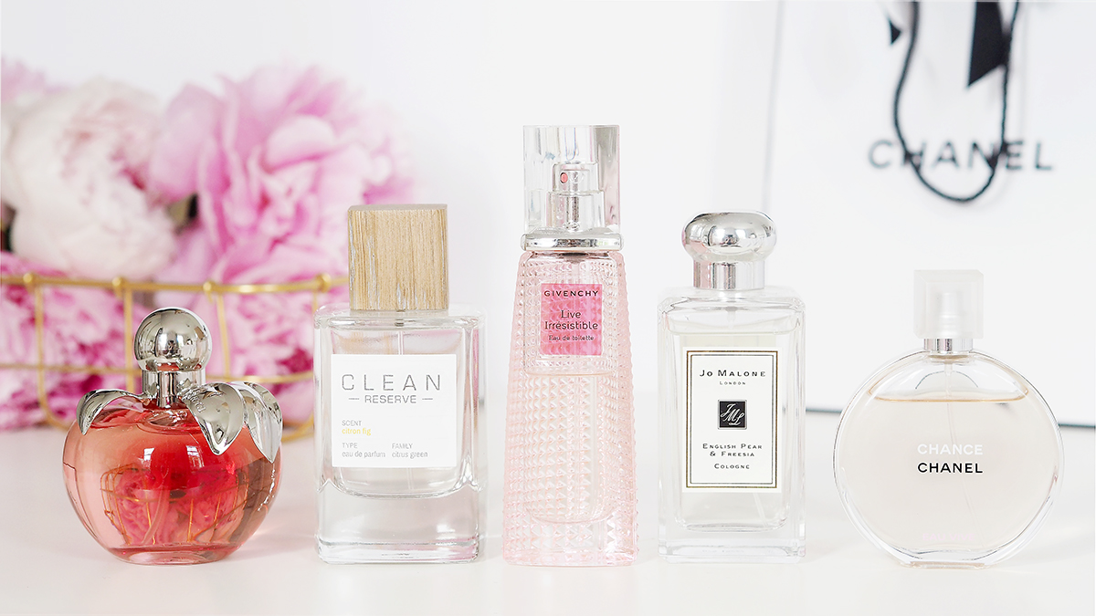 favourite Summer scents