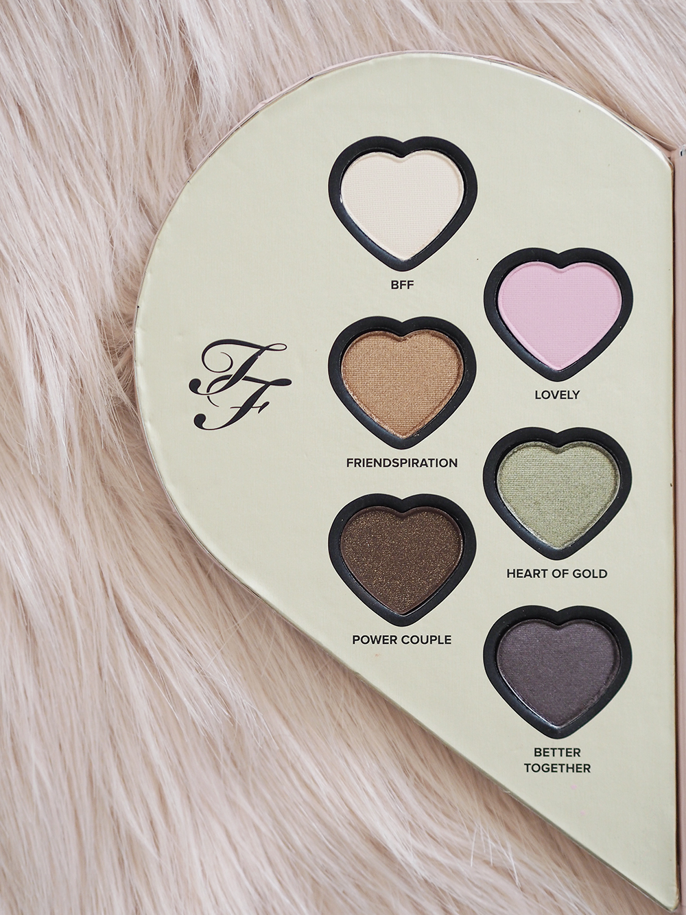 Too Faced Kat Von D palette review