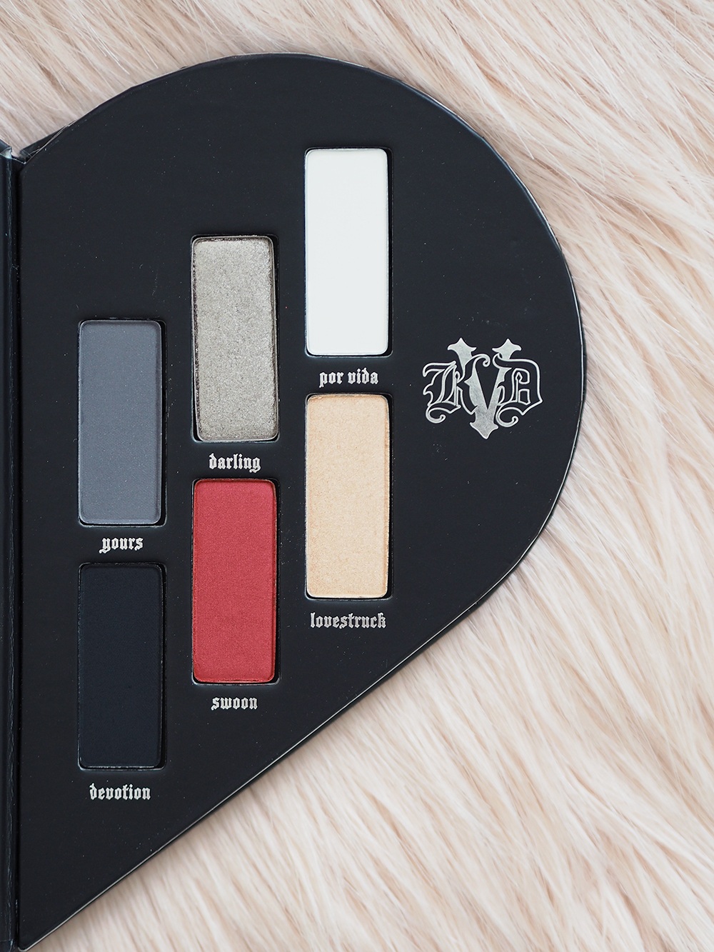 Too Faced and Kat Von D Better Together Palette