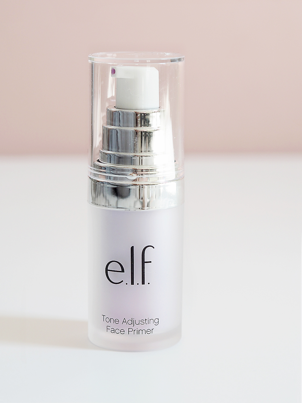 ELF cosmetics makeup primer