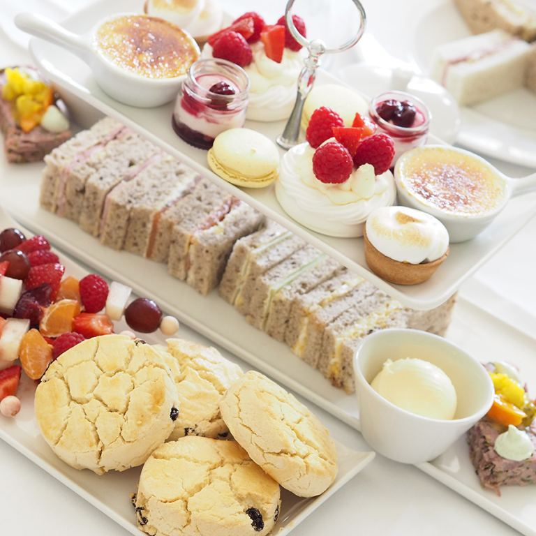 Afternoon Tea Wivenhoe House Colchester