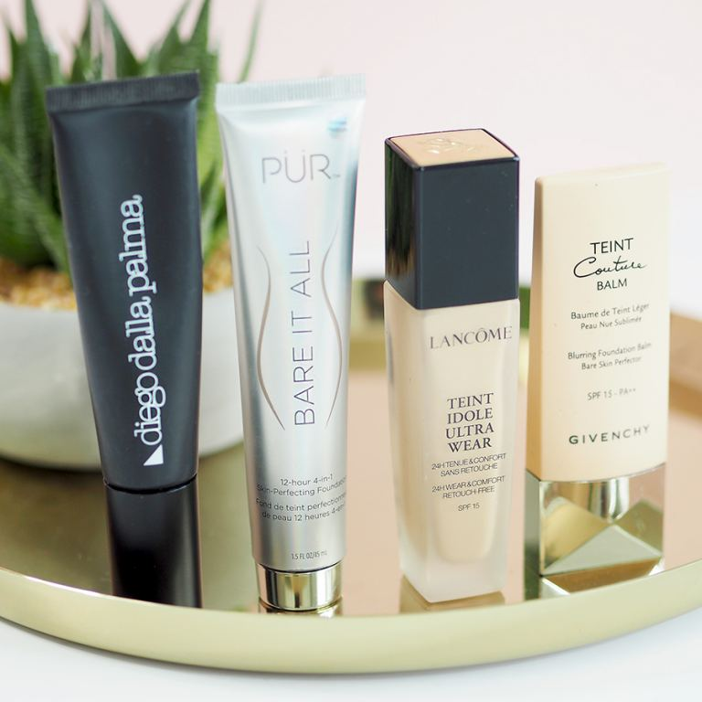 four favourite foundations