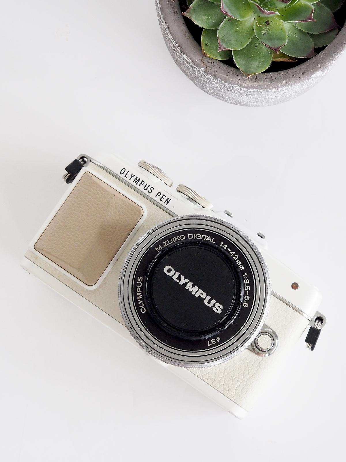 Olympus Pen EPL7 vs EPL8 camera comparison