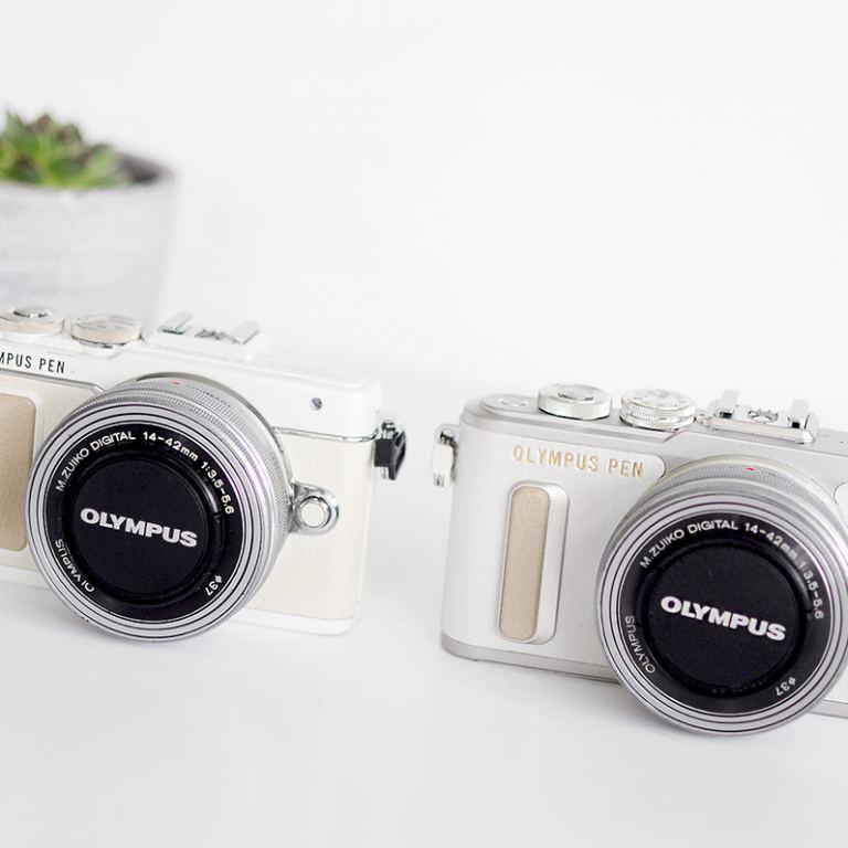olympus pen camera comparison