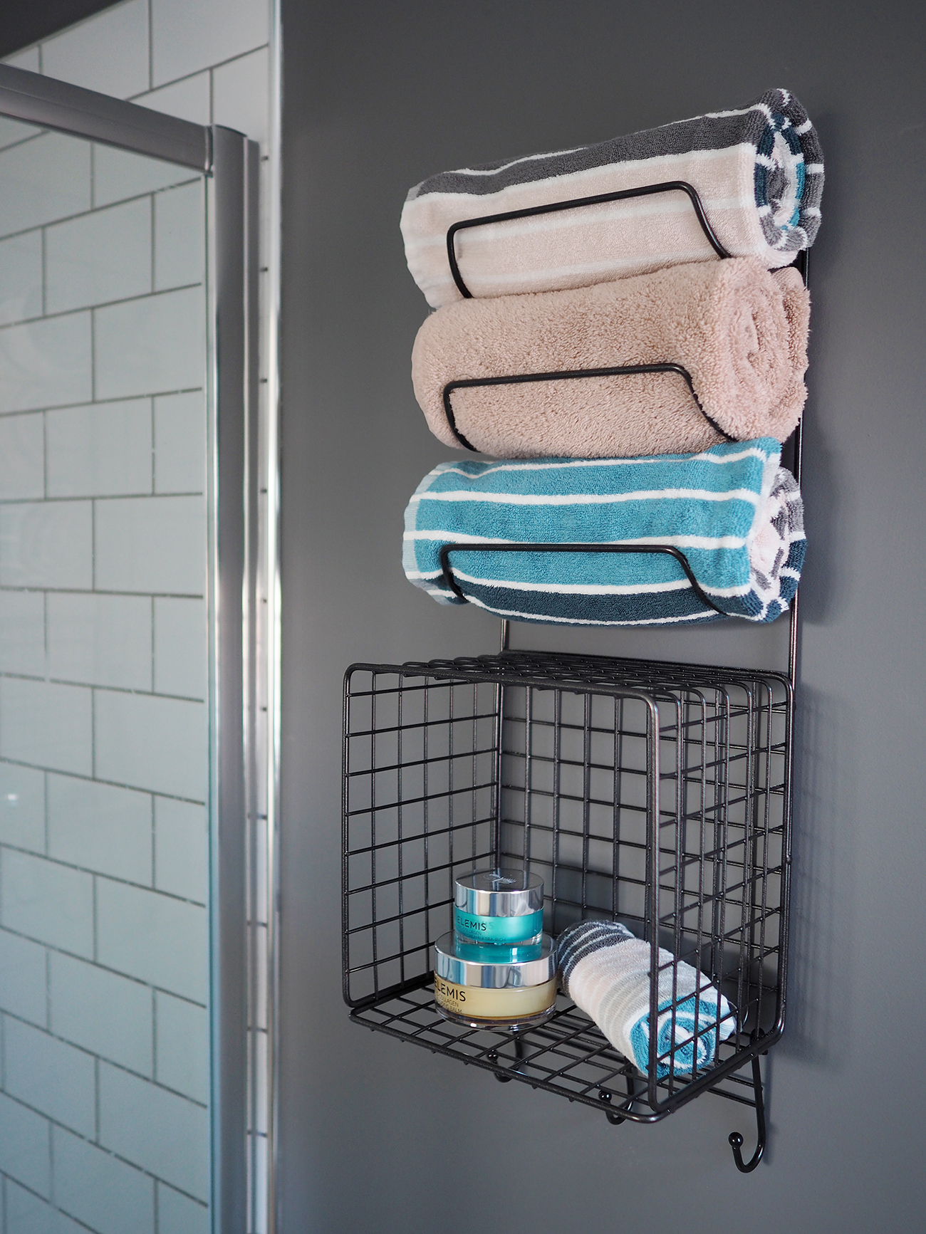 next wire mesh towel rack