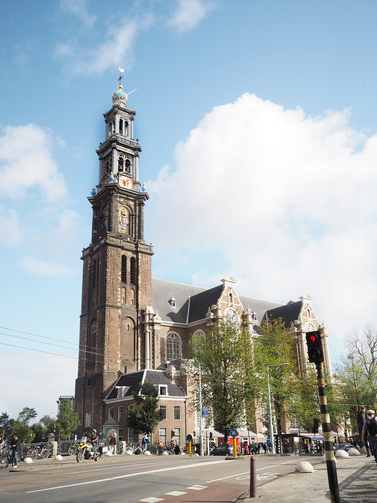 amsterdam landmarks
