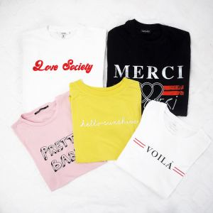 favourite slogan tees