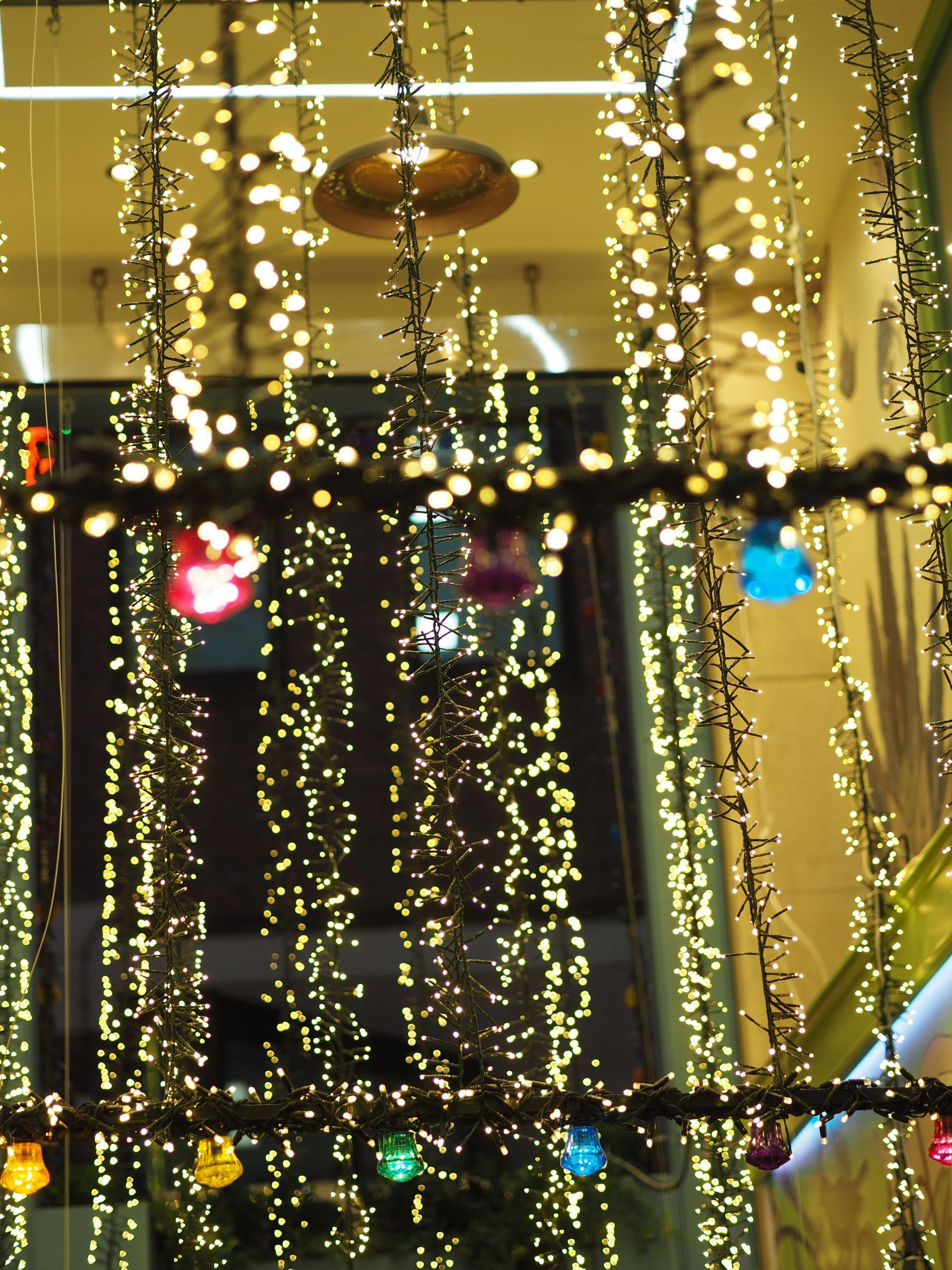 christmas lights carnaby
