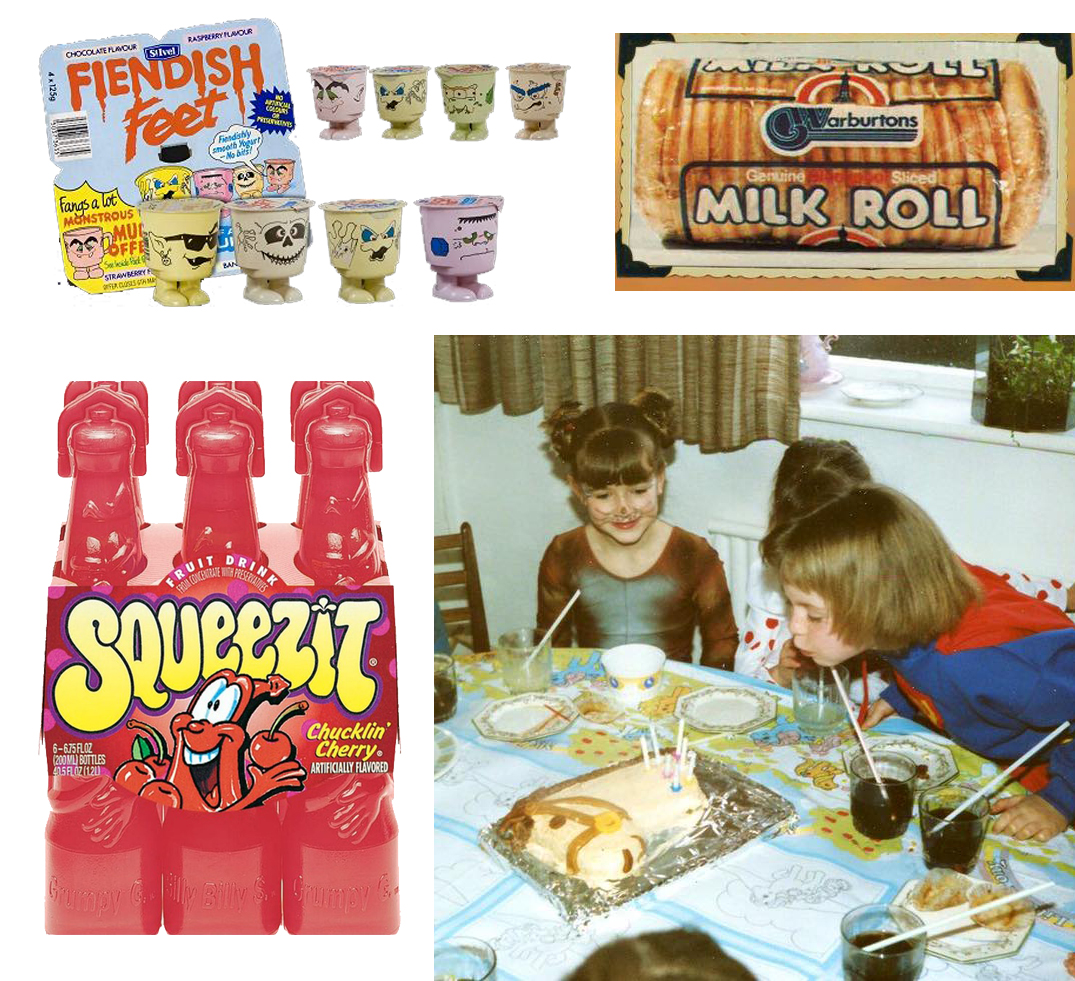food i loved from the 80's