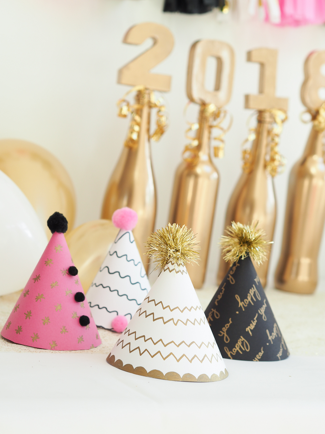 diy party hats