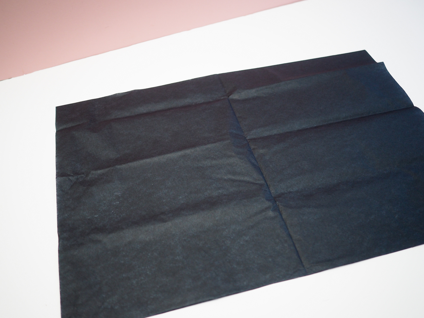tissue paper tassel banner new years eve