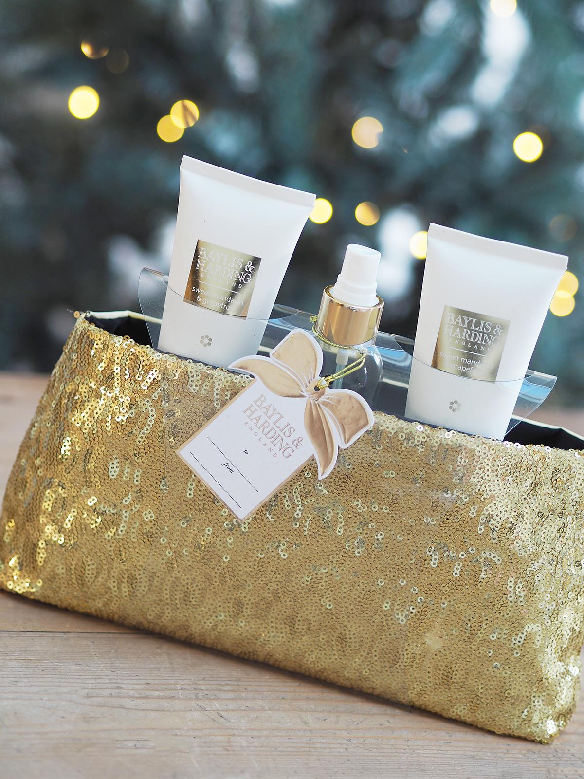 Baylis and harding gift sets