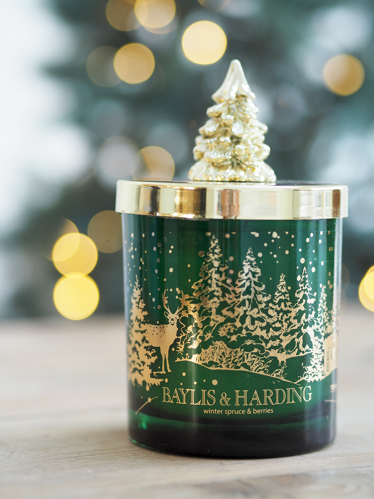 baylis and harding candle