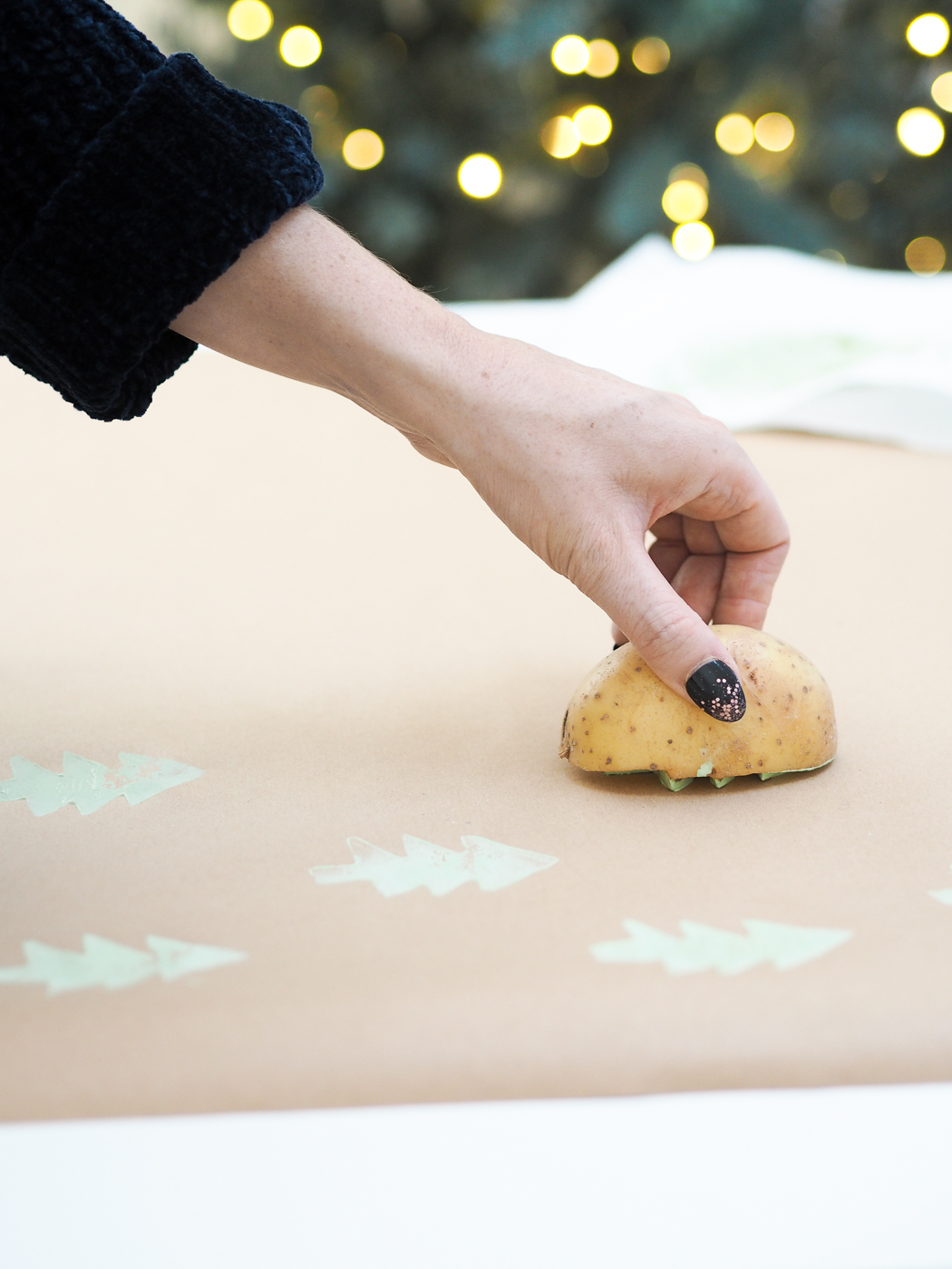 Diy Homemade Wrapping Paper Ideas