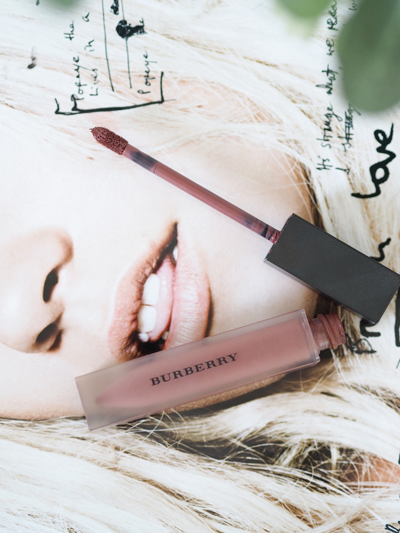 Burberry liquid lipstick