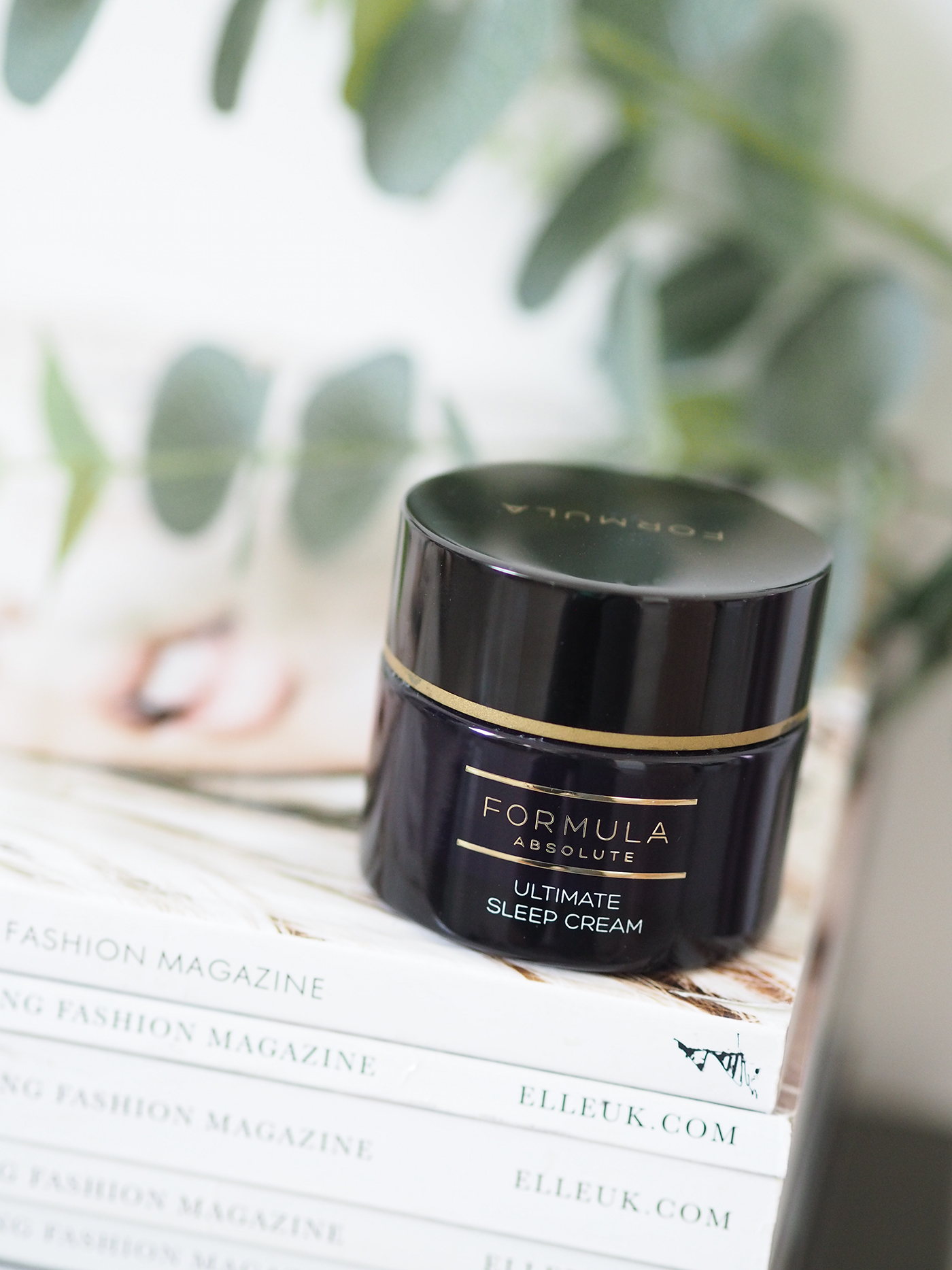 Marks and Spencer Formula Sleep Cream