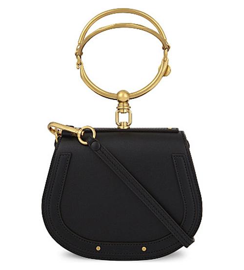 Chloe nile small ring top satchel